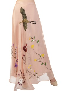 blush-pink-embroidered-maxi-skirt