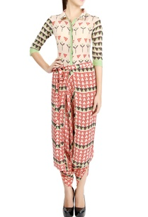 multi-colored-printed-jumpsuit
