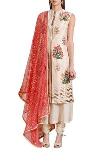 beige-kalidar-kurta-set-with-floral-jacket