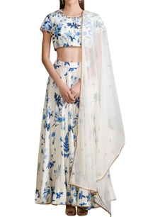 ivory-and-blue-printed-crop-top-and-lehenga-set