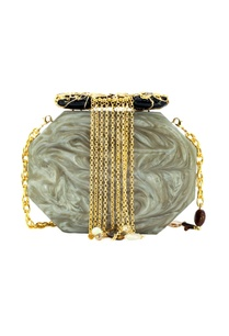 grey-clutch-with-molten-stones