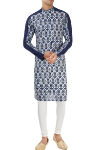 navy-blue-printed-kurta
