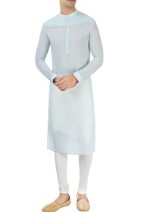 light-blue-kurta-with-yoke