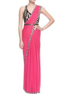 pink-embellished-sari