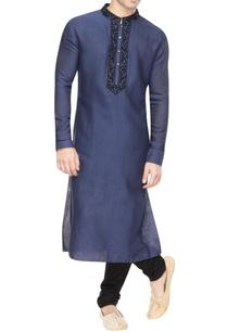 blue-kurta-set-with-black-embroidery