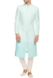 blue-shaded-sherwani