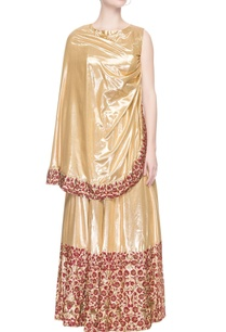 gold-lehenga-set-with-embroidery