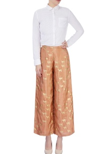 beige-printed-palazzos