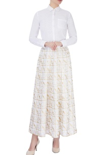 white-printed-maxi-skirt