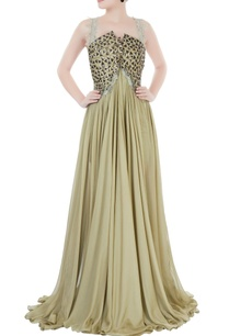 hazel-green-embellished-gown