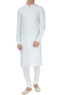mint-blue-embellished-kurta-set