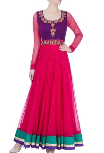 pink-purple-embellished-anarkali