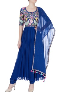 navy-blue-anarkali-with-resham-embroidery