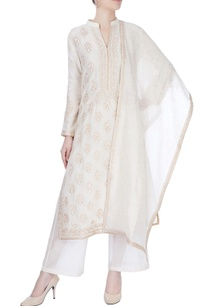 ivory-kurta-with-resham-embroidery