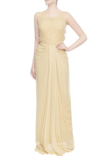 beige-gold-pleated-style-gown