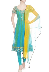 blue-green-sequin-anarkali