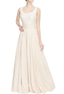 white-embellished-gown-with-belt