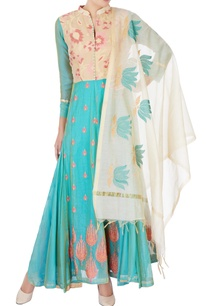 blue-silk-anarkali-with-dupatta