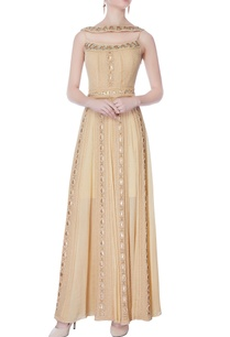 beige-gown-with-sequin-embellishments