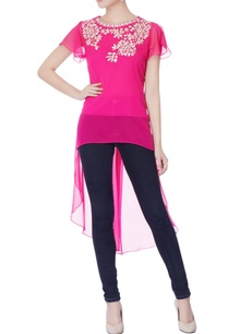 pink-high-low-tunic