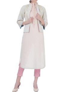 ivory-spun-silk-textured-open-back-jacket