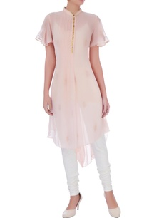 blush-pink-georgette-kurta