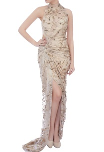 beige-embellished-gown