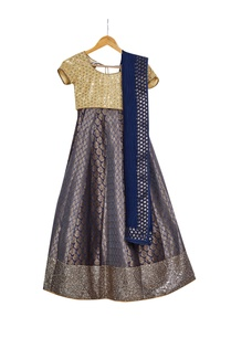 blue-brocade-lehenga-with-blouse-sequence-dupatta