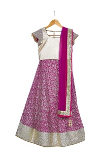 pink-pre-embroidered-lehenga-with-blouse-dupatta