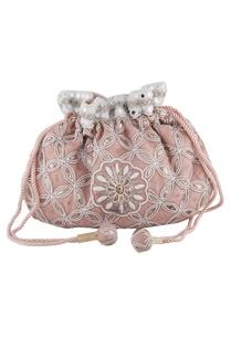 pink-silk-mukaish-mirror-hand-embroidered-potli