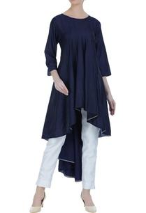 high-low-style-silk-tunic-dress