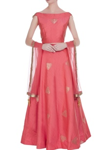 embroidered-lehenga-with-blouse-and-net-dupatta