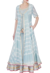 powder-blue-cotton-mullmull-gotta-patti-anarkali