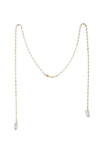 gold-plated-zirconia-baroque-pearl-handcrafted-necklace