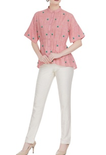 3d-floral-embroidered-button-down-shirt