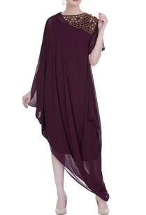 wine-draped-style-dress