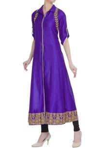 purple-cotton-silk-embroidered-long-kurta