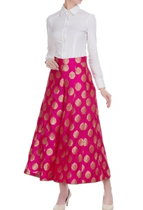 pink-brocade-georgette-pleated-style-palazzos