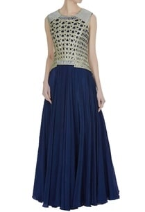 blue-crepe-silk-gown-with-cutout-back