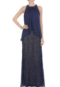 indigo-sequin-embroidered-layered-gown