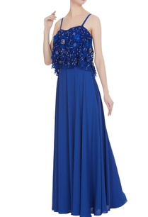 royal-blue-embroidered-layered-maxi-dress