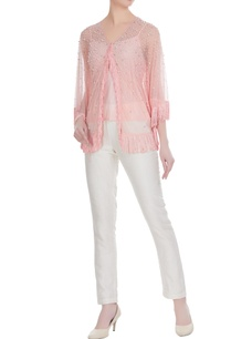 peach-embellished-cape-with-inner