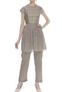 embroidered-pleated-tunic