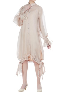organza-balloon-shirt-dress-with-japanese-lace