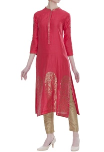 chanderi-jaal-work-kurta