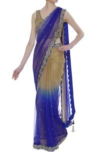 ombre-tulle-classic-sari
