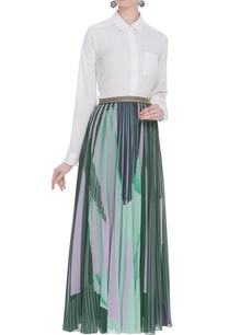 pleated-style-maxi-skirt