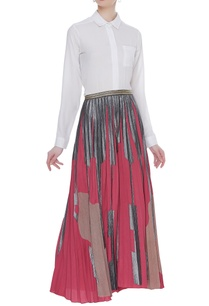 pleated-style-palazzos-in-lurex-applique