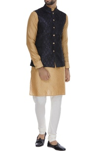 silk-nehru-jacket