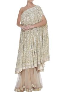 sequin-kashmiri-embellished-one-shoulder-kurta-with-sharara-pants
